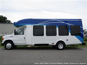 2007 Ford E450 Super Duty Startrans Passenger Shuttle Bus Wheelchair Accessable DRW - Photo 2 - Richmond, VA 23237