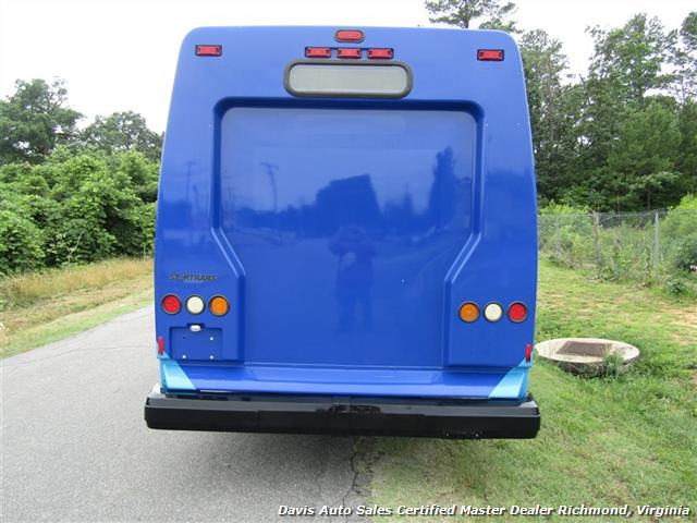 2007 Ford E450 Super Duty Startrans Passenger Shuttle Bus Wheelchair Accessable DRW - Photo 4 - Richmond, VA 23237