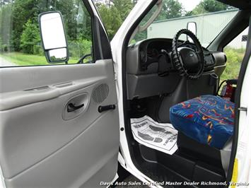 2007 Ford E450 Super Duty Startrans Passenger Shuttle Bus Wheelchair Accessable DRW - Photo 15 - Richmond, VA 23237