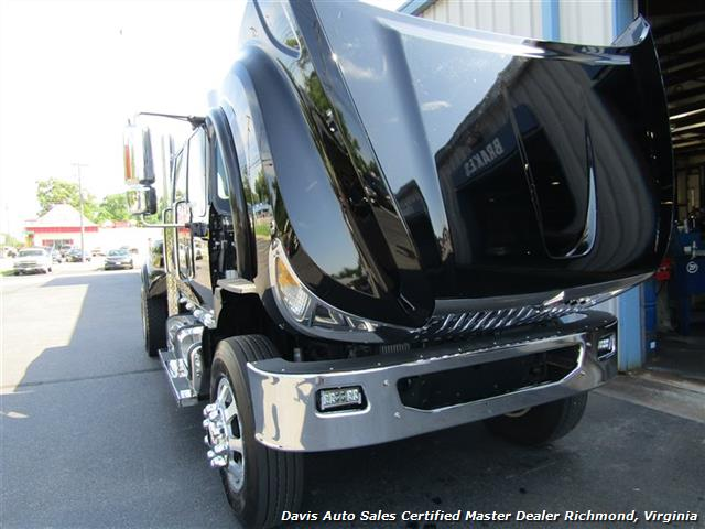 2014 International TerraStar TR005 4X4 Custom Crew Cab Hauler Bed Low Mileage Super - Photo 30 - Richmond, VA 23237