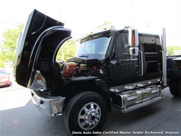 2014 International TerraStar TR005 4X4 Custom Crew Cab Hauler Bed Low Mileage Super - Photo 32 - Richmond, VA 23237