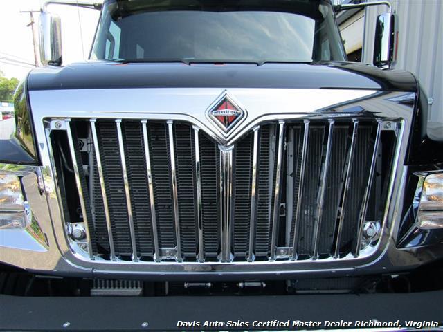 2014 International TerraStar TR005 4X4 Custom Crew Cab Hauler Bed Low Mileage Super - Photo 34 - Richmond, VA 23237