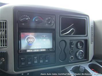 2014 International TerraStar TR005 4X4 Custom Crew Cab Hauler Bed Low Mileage Super - Photo 5 - Richmond, VA 23237