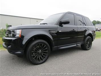 2012 Land Rover Range Rover Sport HSE 4X4 Blacked Out SUV