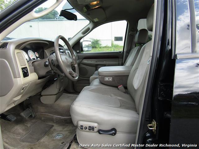 2003 Dodge Ram 3500 Laramie SLT 5.9 Cummins Diesel 4X4 Dually Crew Cab - Photo 6 - Richmond, VA 23237