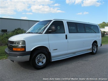 2004 Chevrolet Express 3500 LS Van