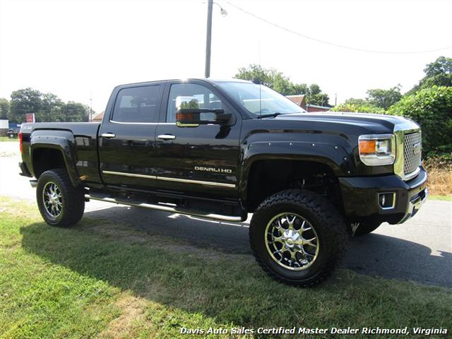 2015 GMC Sierra 2500 HD Denali Z92 Off Road 6.6 Duramax Turbo Diesel 4X4 Lifted CC SB - Photo 12 - Richmond, VA 23237
