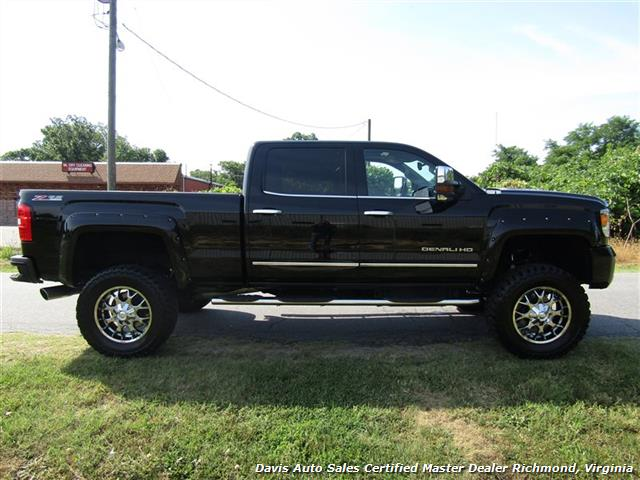 2015 GMC Sierra 2500 HD Denali Z92 Off Road 6.6 Duramax Turbo Diesel 4X4 Lifted CC SB - Photo 11 - Richmond, VA 23237