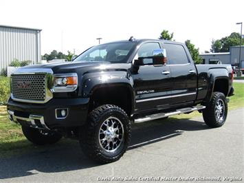 2015 GMC Sierra 2500 HD Denali Z92 Off Road 6.6 Duramax Turbo Diesel 4X4 Lifted CC SB - Photo 1 - Richmond, VA 23237