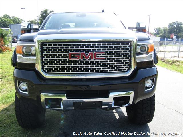 2015 GMC Sierra 2500 HD Denali Z92 Off Road 6.6 Duramax Turbo Diesel 4X4 Lifted CC SB - Photo 13 - Richmond, VA 23237