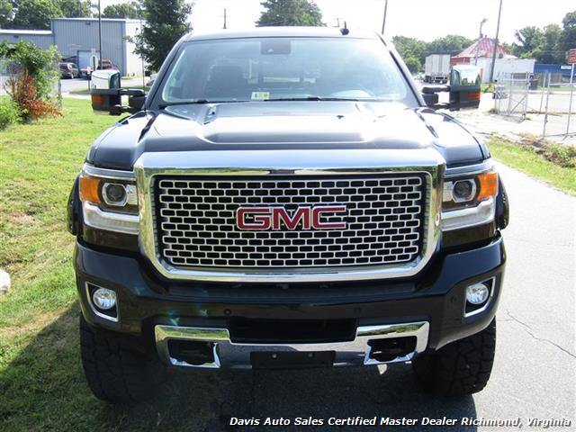 2015 GMC Sierra 2500 HD Denali Z92 Off Road 6.6 Duramax Turbo Diesel 4X4 Lifted CC SB - Photo 14 - Richmond, VA 23237