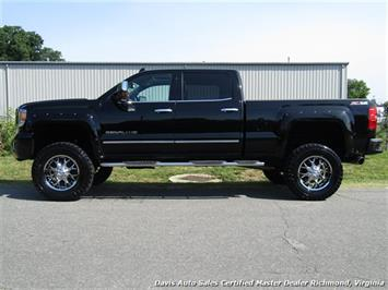 2015 GMC Sierra 2500 HD Denali Z92 Off Road 6.6 Duramax Turbo Diesel 4X4 Lifted CC SB - Photo 2 - Richmond, VA 23237