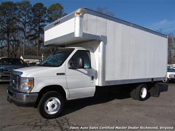 2008 Ford E-350 Super Duty Cargo/Box Work Van 14/15 Foot Van