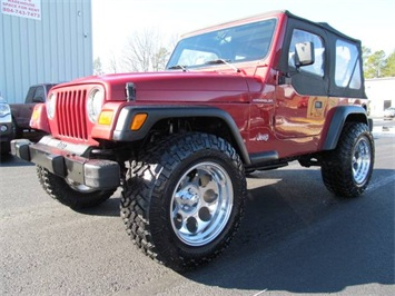 1999 Jeep Wrangler SE Convertible