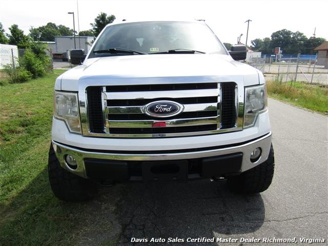 2010 Ford F-150 XLT Lifted 4X4 SuperCrew Short Bed - Photo 12 - Richmond, VA 23237