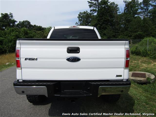 2010 Ford F-150 XLT Lifted 4X4 SuperCrew Short Bed - Photo 4 - Richmond, VA 23237