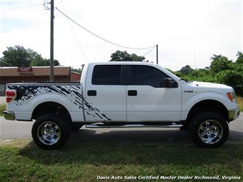 2010 Ford F-150 XLT Lifted 4X4 SuperCrew Short Bed - Photo 10 - Richmond, VA 23237