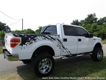 2010 Ford F-150 XLT Lifted 4X4 SuperCrew Short Bed - Photo 5 - Richmond, VA 23237