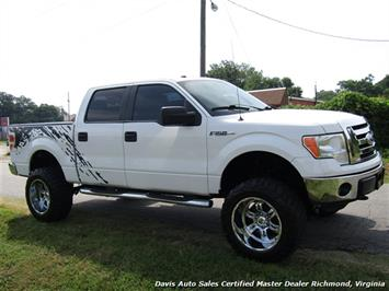 2010 Ford F-150 XLT Lifted 4X4 SuperCrew Short Bed - Photo 11 - Richmond, VA 23237