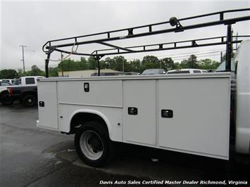 2015 Ford F-450 Super Duty XL 4X4 Diesel 6.7 Dually Crew Cab Utility Work Bin Body - Photo 14 - Richmond, VA 23237
