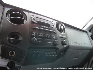 2015 Ford F-450 Super Duty XL 4X4 Diesel 6.7 Dually Crew Cab Utility Work Bin Body - Photo 16 - Richmond, VA 23237