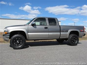 2000 Chevrolet Silverado 1500 Lifted LS/LT 4X4 Extended Cab Truck