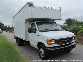 2004 Ford E-Series Chassis E-450 SD Diesel Van