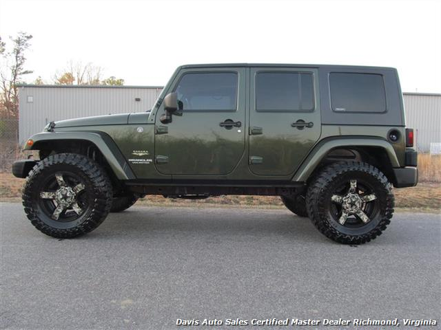 2008 jeep wrangler unlimited sahara 4x4 4 door. Black Bedroom Furniture Sets. Home Design Ideas