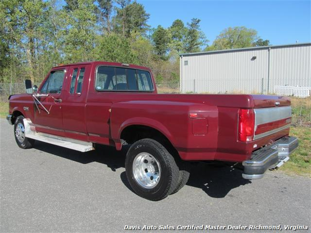 1990 Ford F 350 Super Duty Xlt Lariat Extended Cab Long