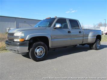 2001 Chevrolet Silverado 3500 LS Crew Cab Long Bed Dually Truck