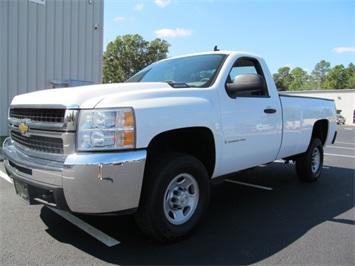 2008 Chevrolet Silverado 2500 Work Truck Truck