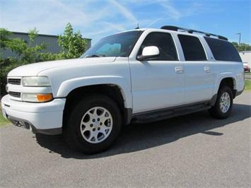 2002 Chevrolet Suburban 1500 LT SUV