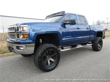 2015 Chevrolet Silverado 1500 LT Lifted 4X4 Crew Cab Short Bed Truck