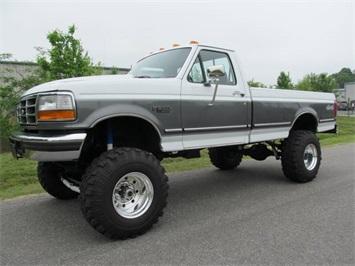 1993 Ford F-350 XLT Truck