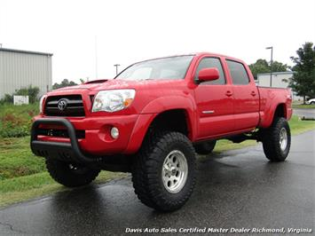 2007 Toyota Tacoma V6 SR5 TRD Lifted 4X4 Double Cab Short Bed Truck