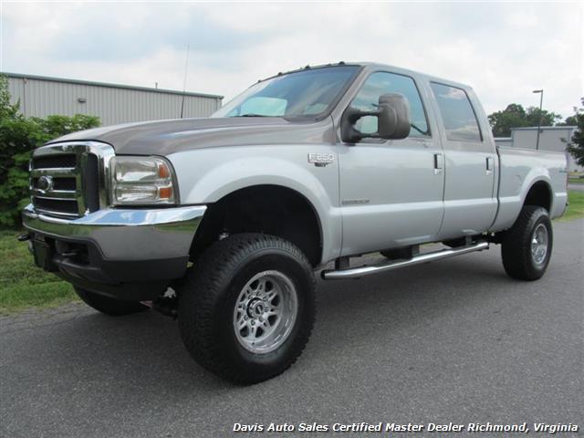 2001 Ford F250 7.3 Diesel >> 2001 Ford F-250 Powerstroke Diesel Lifted Lariat Platinum 4X4