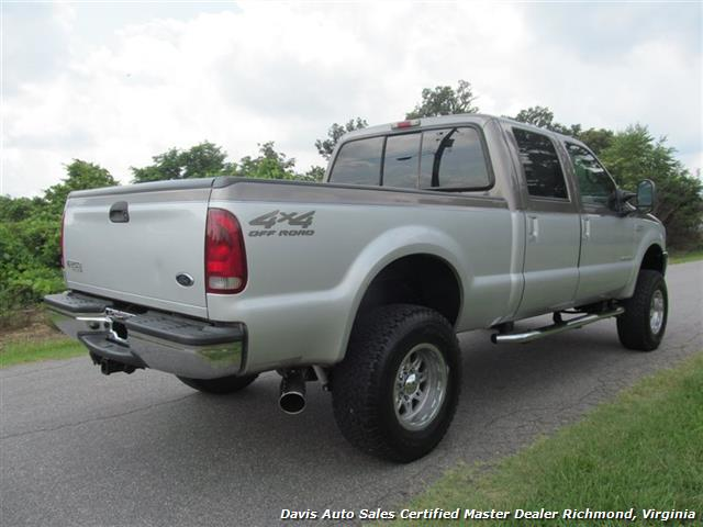 2001 ford f 250 powerstroke diesel lifted lariat platinum 4x4. Black Bedroom Furniture Sets. Home Design Ideas