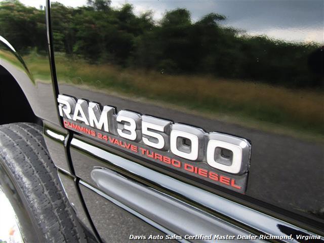 1999 Dodge Ram 3500 Laramie SLT Cummins Diesel 4X4 Dually Quad Cab LB - Photo 25 - Richmond, VA 23237