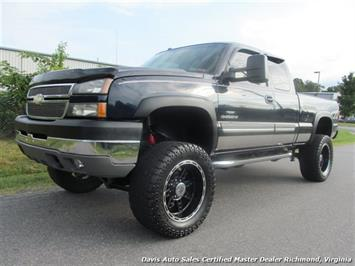 2005 Chevrolet Silverado 2500 HD LS Lifted 4X4 Extended Cab Short Bed Truck