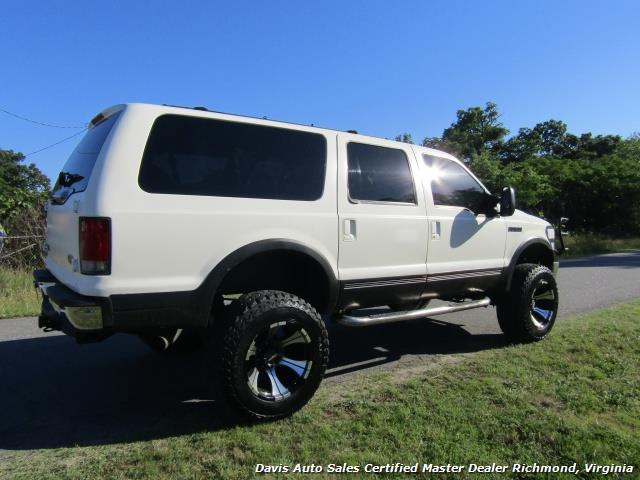 2000 ford excursion limited 7 3 power stroke turbo diesel lifted 4x4. Black Bedroom Furniture Sets. Home Design Ideas