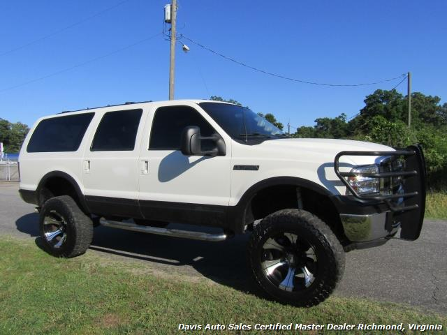 2000 Ford Excursion Limited 7.3 Power Stroke Turbo Diesel Lifted 4X4 - Photo 12 - Richmond, VA 23237