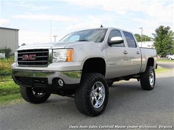 2007 GMC Sierra 1500 SLE1 Lifted 4X4 Crew Cab Short Bed Fully Loaded Truck
