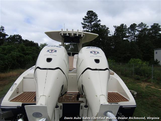 2013 Statement Marine Center Console Twin Mercury Verado - Photo 5 - Richmond, VA 23237