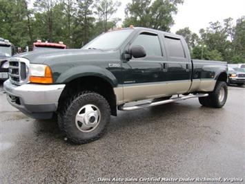 2001 Ford F-350 Super Duty Lariat 7.3 4X4 Dually Crew Cab Long Bed Truck