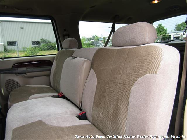 2004 Ford Excursion Eddie Bauer Limited 4X4 Fully Loaded Family - Photo 24 - Richmond, VA 23237