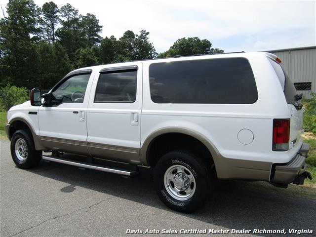 2004 Ford Excursion Eddie Bauer Limited 4X4 Fully Loaded Family - Photo 3 - Richmond, VA 23237