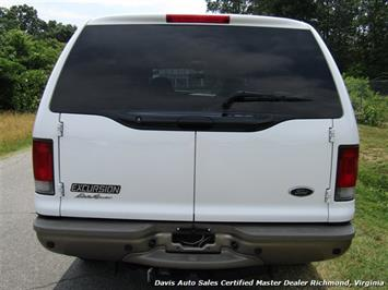 2004 Ford Excursion Eddie Bauer Limited 4X4 Fully Loaded Family - Photo 4 - Richmond, VA 23237