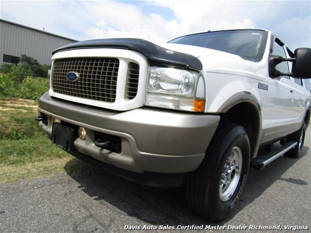 2004 Ford Excursion Eddie Bauer Limited 4X4 Fully Loaded Family - Photo 15 - Richmond, VA 23237