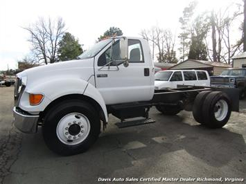 2005 Ford F-650 Super Duty XL Cummins Diesel Straight Frame Cab Chassis - Photo 1 - Richmond, VA 23237