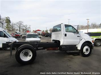 2005 Ford F-650 Super Duty XL Cummins Diesel Straight Frame Cab Chassis - Photo 11 - Richmond, VA 23237